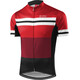 Löffler Giro Bike Jersey Shortsleeve Men red/black